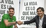 """Javi García: """"Nunca había sentido estas ganas de empezar"""""""