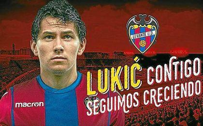 Lukic llega cedido al Levante.