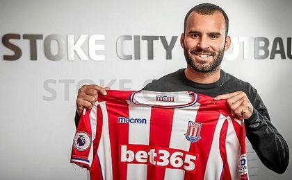 Jesé jugará cedido en el Stoke City esta temporada.