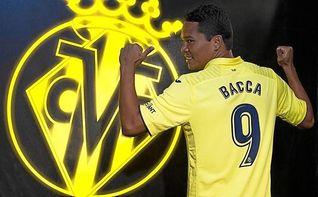 El Villarreal suspende la presentación de Bacca