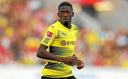 El Dortmund culpa al Barcelona de la rebeldía de Dembélé.