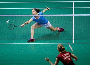 Beatriz Corrales pasa a octavos de final tras derrotar a Heim (21-16 y 21-19)