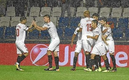En directo, Sevilla FC-Basaksehir