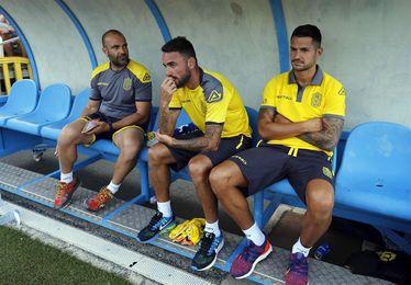 Vitolo no jugará el sábado contra el Atlético por decisión de Las Palmas