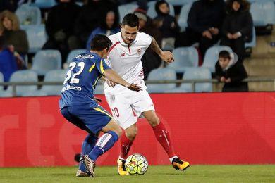 El Getafe sólo ha cedido una derrota liguera en doce visitas del Sevilla
