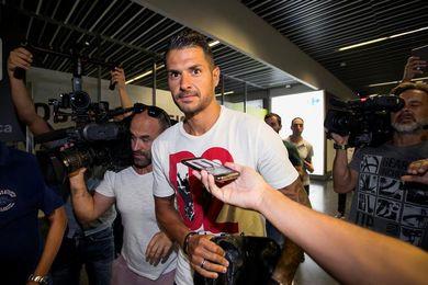Vitolo continúa al margen del grupo y Vicente Gómez apura su recuperación
