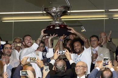 2-1. Cristiano exhibe galones en el Real Madrid del futuro
