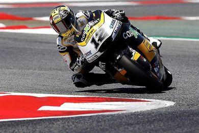 Lüthi debutará en MotoGP tras fichar por Team Estrella Galicia