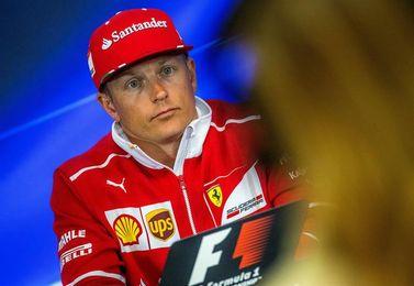 Raikkonen: Estoy contento con mi renovación y el equipo siente lo mismo