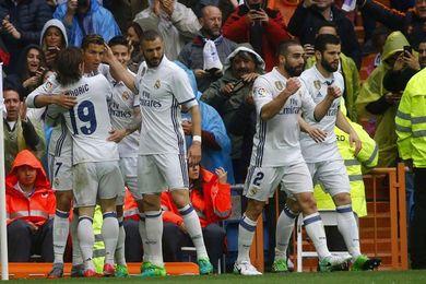 El Real Madrid, campeón y líder, mide su fortaleza ante el Valencia