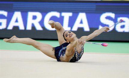 """Sara Llana afronta con """"fuerza, ganas y optimismo"""" su primer mundial completo"""
