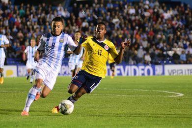 El argentino Rolón llegó a Málaga para ultimar su contratación