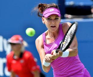 Radwanska alcanza semifinales por segundo año seguido y jugará ante Gavrilova