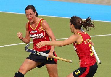7-2. España logra la quinta plaza en la despedida de Rocío Ybarra