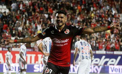 Los argentinos Bou y Musto entregan el triunfo al Tijuana y es cuarto en el Apertura