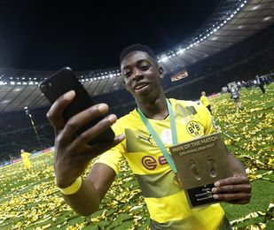 El Barça presentará a Ousmane Dembélé el lunes al mediodía