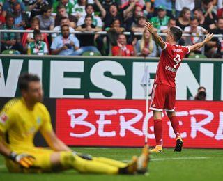 Lewandowski impulsa al Bayern