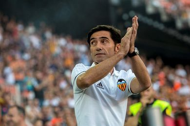 Murillo y Kondogbia, en la lista de convocados de Marcelino ante el Madrid