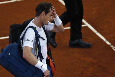 Murray no jugará el Abierto de Estados Unidos por lesión
