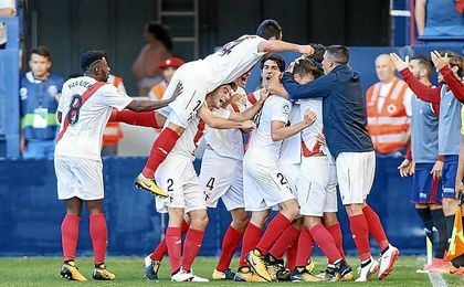 El filial logró un meritorio empate en la primera jornada.