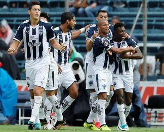 El colombiano Avilés Hurtado rescata un empate para Monterrey ante Cruz Azul