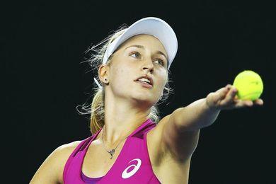 Gavrilova vence a Cibulkova y consigue su primer título como profesional