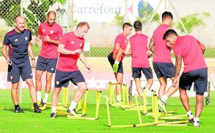 Getafe-Sevilla FC: Con la fuerza del '16' para asaltar Getafe