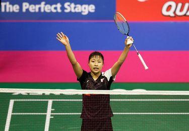 La japonesa Okuhara sucede a Carolina Marín como campeona mundial