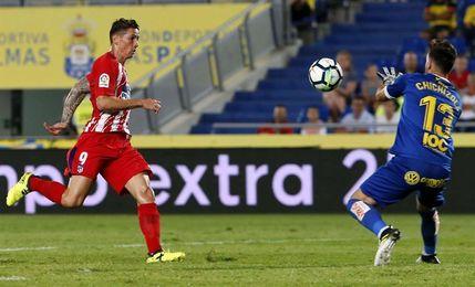 La UD Las Palmas, de líder a colista un año después tras la segunda jornada