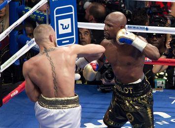 La pelea Mayweather junior y McGregor, una burla millonaria, con el deporte del boxeo