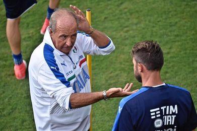 """Ventura dice que """"no hay dudas"""" de que Italia irá a España para ganar"""