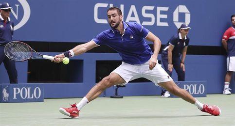 Cilic encabeza el triunfo de los favoritos; la eliminación de Ferrer, la gran sorpresa