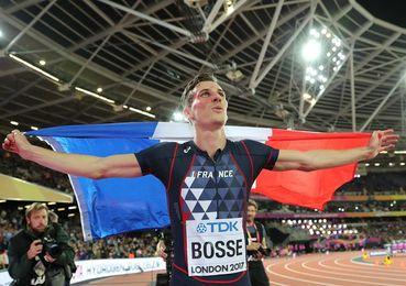 Bosse, campeón mundial 800, da por terminada su temporada tras una agresión