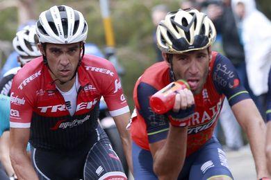 Contador: He atacado porque había mucha gente en la cuerda floja