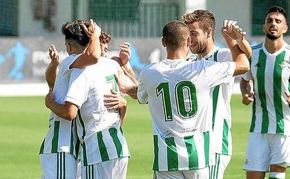Algeciras 2-2 Betis Deportivo: Tablas para el descontento