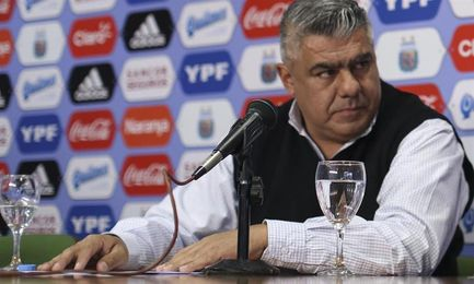 """La AFA cree que es """"auspicioso"""" que Paraguay se una a la candidatura conjunta"""