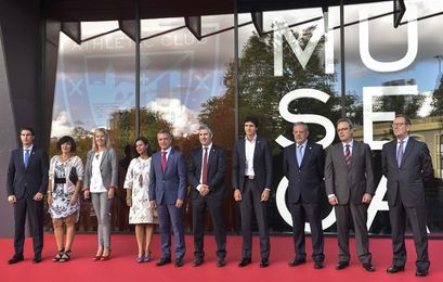 Urrutia elogia el Museo del Athletic como símbolo de una idea única de jugar