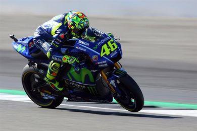 Valentino Rossi se fractura la tibia y el peroné tras una caída en moto, según La Gazzetta
