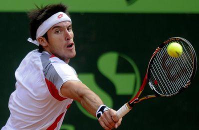 El argentino Leo Mayer pasa a tercera ronda tras vencer al japonés Sugita