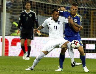 El Marsella ficha a Mitroglou, el goleador que no gusta a los porteros