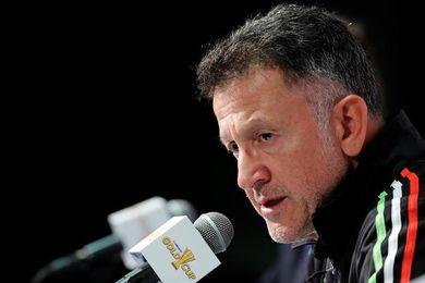 Osorio dice que la paciencia será factor importante en duelo ante Panamá