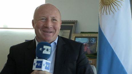 """El secretario de Deporte argentino dice que están """"preparados"""" para Mundial 2030"""