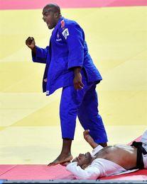 El francés Teddy Riner no tiene límites y logra su noveno título mundial