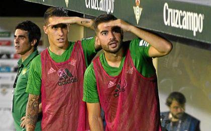 Cristian Tello y Jordi Amat han contribuido a españolizar la plantilla verdiblanca.