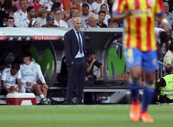 Zidane, el técnico más reputado en LaLiga