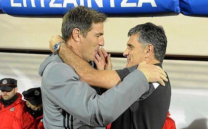 "A Mendilibar, Berizzo le parece ""un buen tipo""."