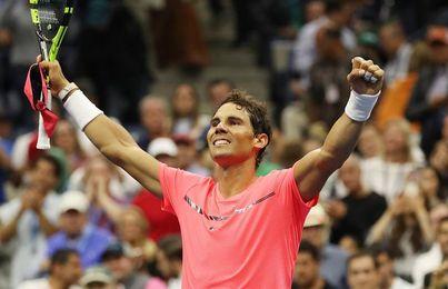 Nadal se mete en semifinales tras vencer al ruso Rublev