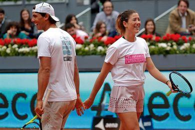Nadal y Muguruza se aseguran ser los números unos del tenis mundial