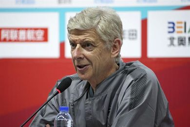 "Wenger reconoce que el Arsenal estuvo ""muy cerca"" de fichar a Mbappé"