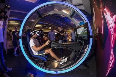 """Carlos Sainz: """" Mi futuro está en manos de Red Bull"""""""